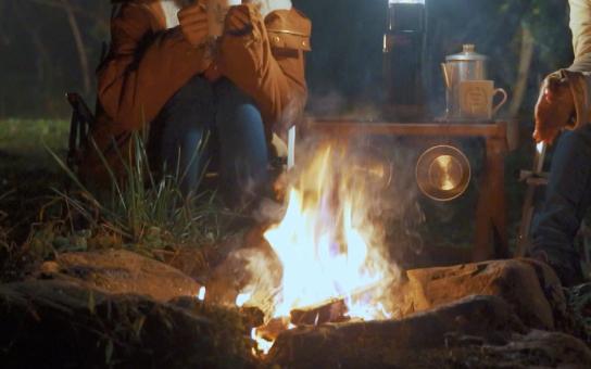 Camp Fire Tour